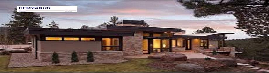 Casas dos plantas - Modelos de casas de planta baja ...